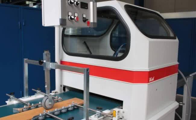 Leistenspritzautomat Axel Wirth SPW 400