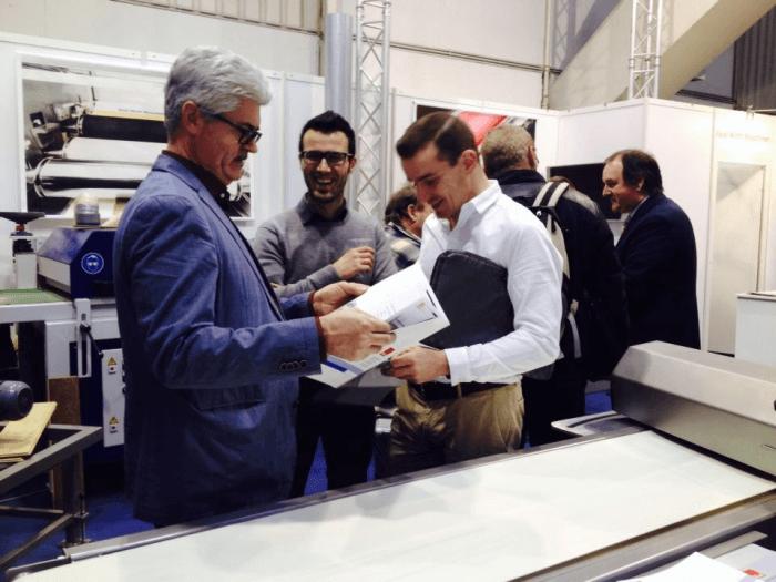 Domotex 2016 – Ölauftragsmaschinen