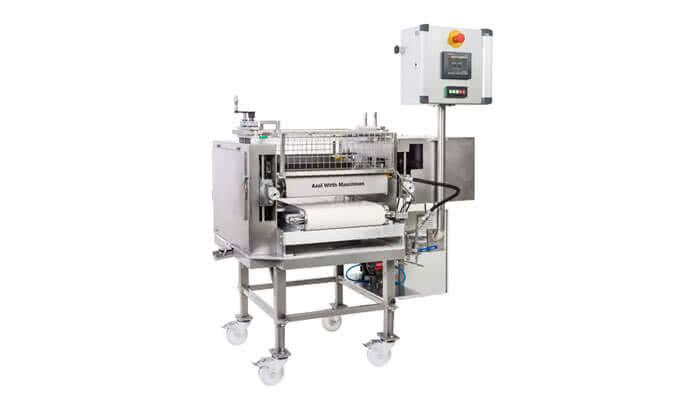 Walzenauftragsmaschine Typ DDWO – die  Reversemaschine