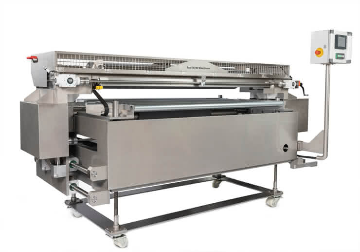 """Dosierwalzenauftragsmaschine """"Wirth"""" – 1600 mm"""